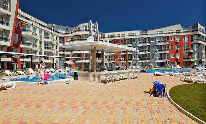 Luxurioser Apartment-Komplex Emberli 12