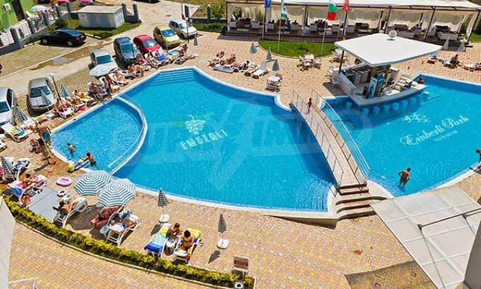 Luxurioser Apartment-Komplex Emberli 41