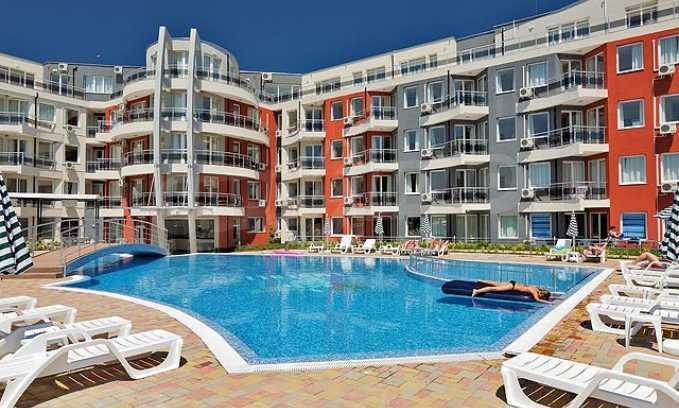 Luxurioser Apartment-Komplex Emberli 13