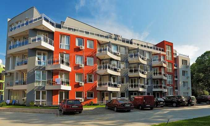 Luxurioser Apartment-Komplex Emberli 14