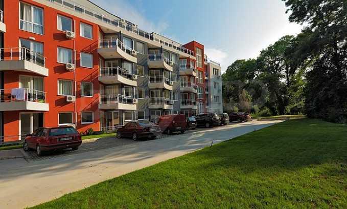Luxurioser Apartment-Komplex Emberli 15