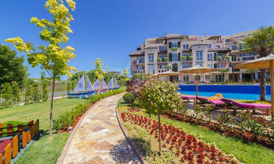 Apartments im eleganten Komplex in erster Linie am Strand Kawatsi, Sozopol 25
