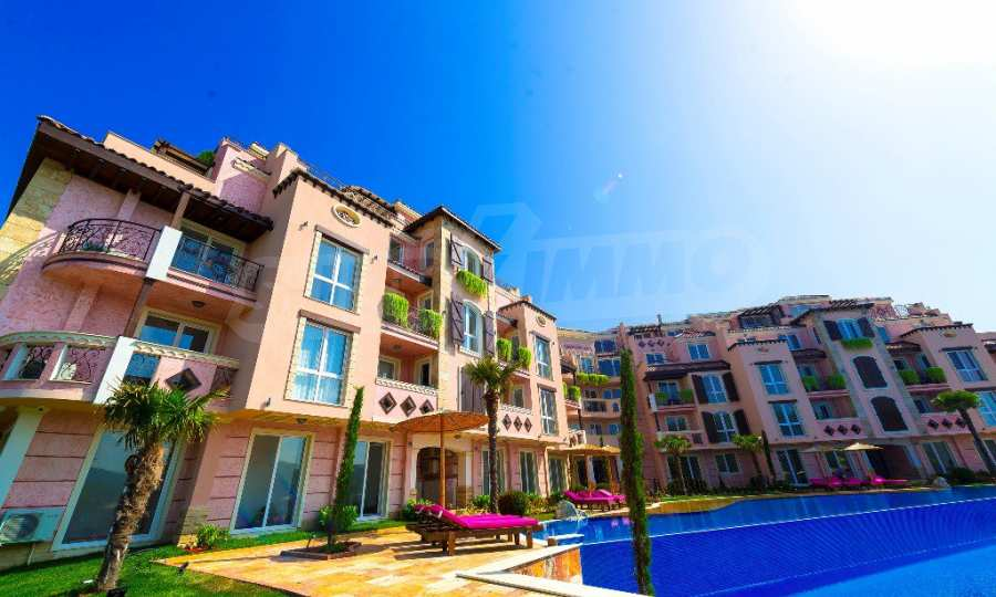 Apartments im eleganten Komplex in erster Linie am Strand Kawatsi, Sozopol 4