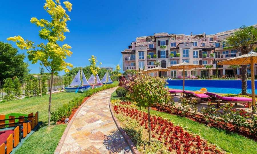 Apartments im eleganten Komplex in erster Linie am Strand Kawatsi, Sozopol 6