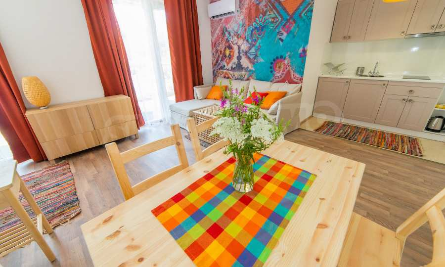 Apartments im eleganten Komplex in erster Linie am Strand Kawatsi, Sozopol 16