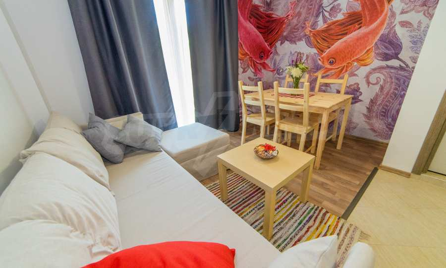 Apartments im eleganten Komplex in erster Linie am Strand Kawatsi, Sozopol 17