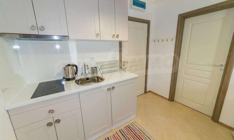 Apartments im eleganten Komplex in erster Linie am Strand Kawatsi, Sozopol 20