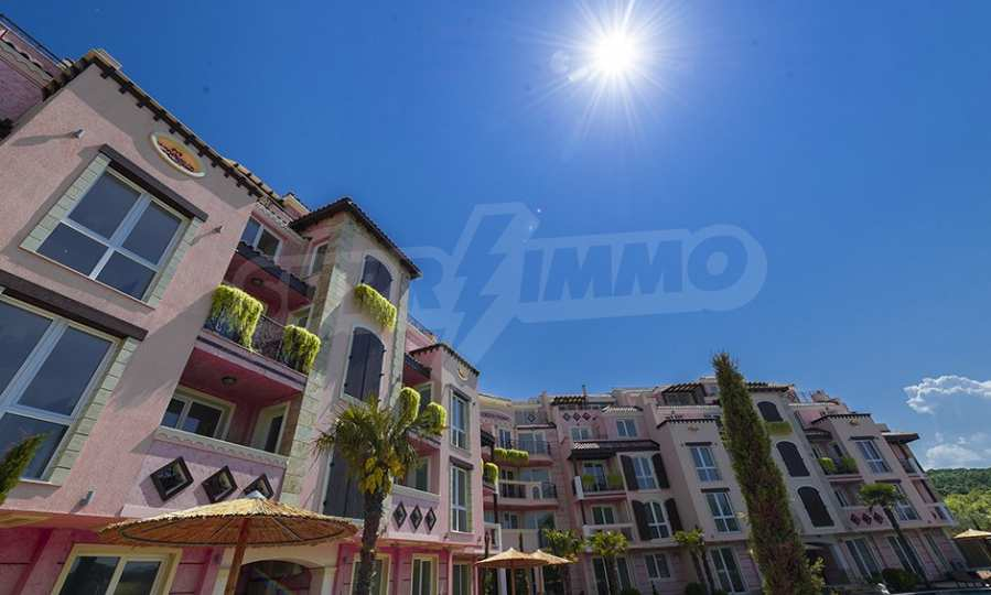 Apartments im eleganten Komplex in erster Linie am Strand Kawatsi, Sozopol 10