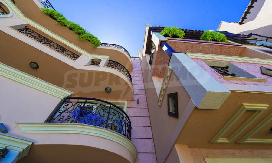Apartments im eleganten Komplex in erster Linie am Strand Kawatsi, Sozopol 12