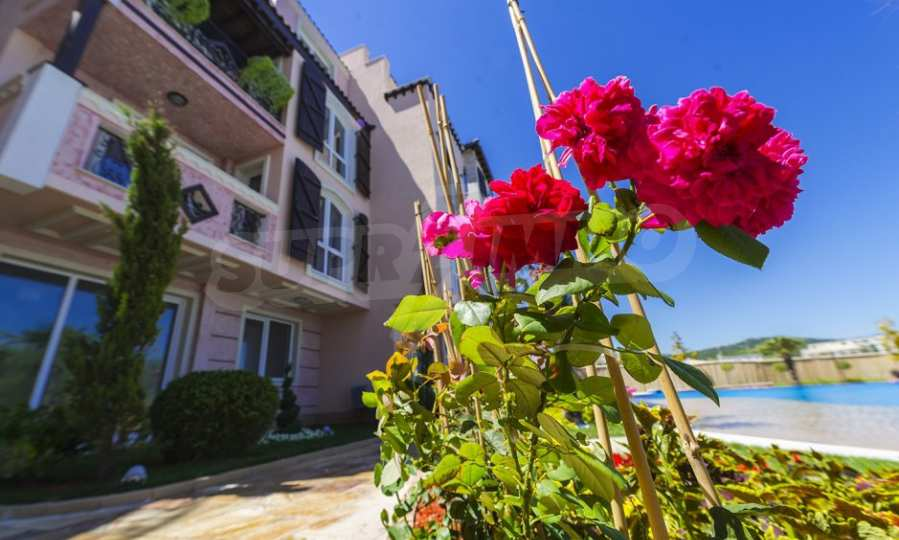 Apartments im eleganten Komplex in erster Linie am Strand Kawatsi, Sozopol 22