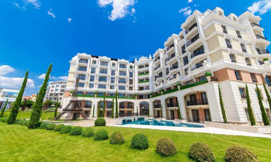 Luxury newly built complex near the beach of Sveti Vlas 14