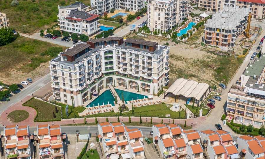 Luxury newly built complex near the beach of Sveti Vlas 15