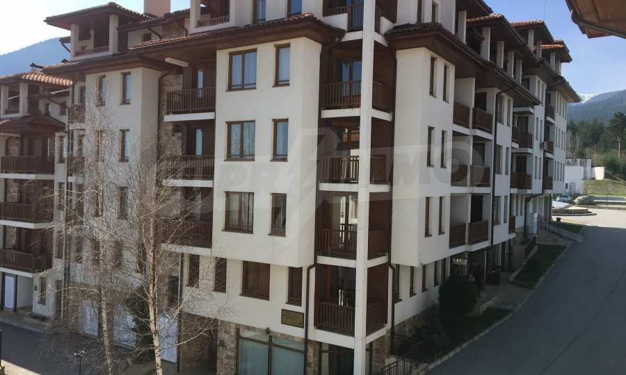 2-Raum-Apartment im Komplex Mountain Dream, Bansko 9