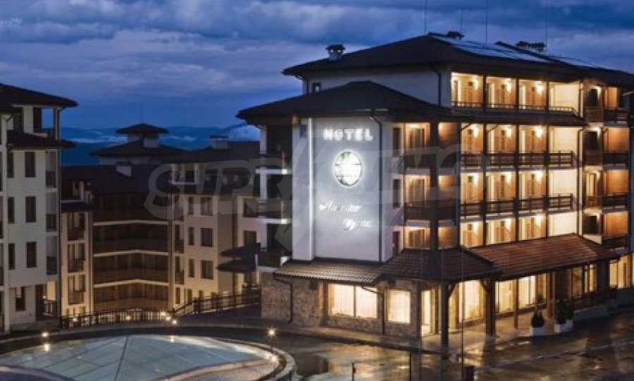 2-Raum-Apartment im Komplex Mountain Dream, Bansko 10