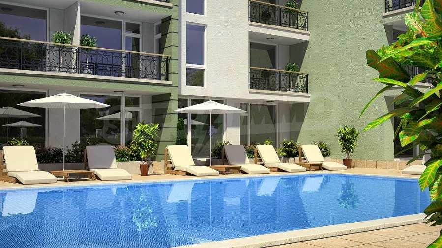 Apartments zu attraktiven Preisen im geschlossenen Komplex 11