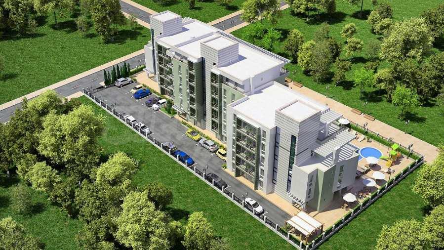 Apartments zu attraktiven Preisen im geschlossenen Komplex 2