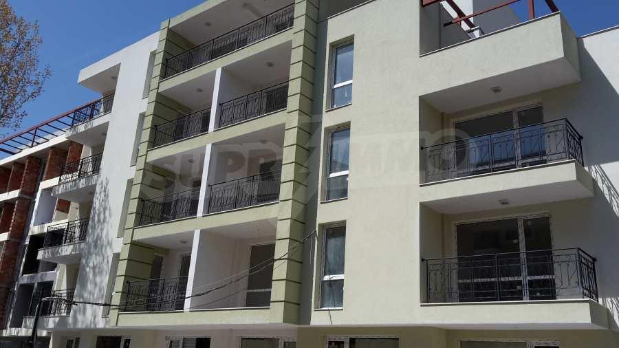 Apartments zu attraktiven Preisen im geschlossenen Komplex 3