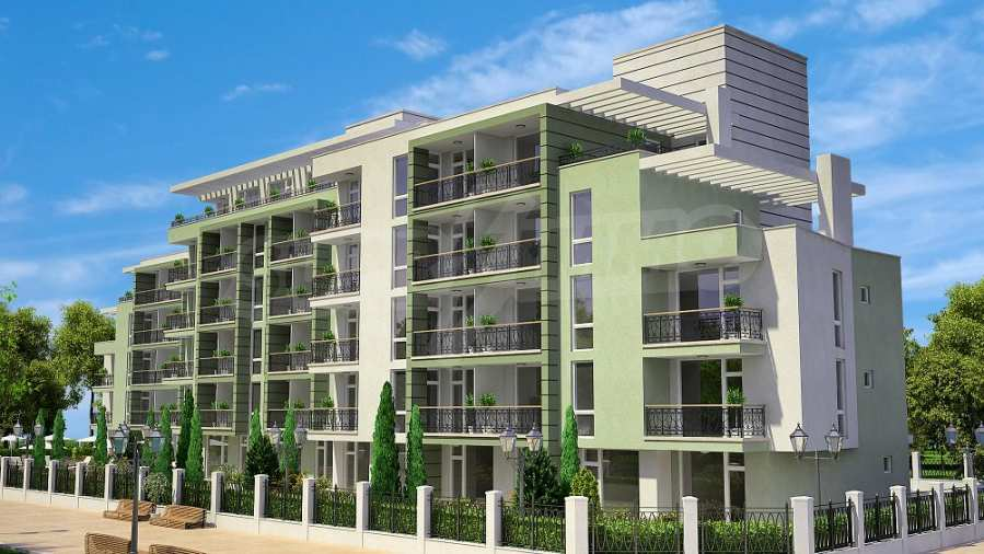 Apartments zu attraktiven Preisen im geschlossenen Komplex 4