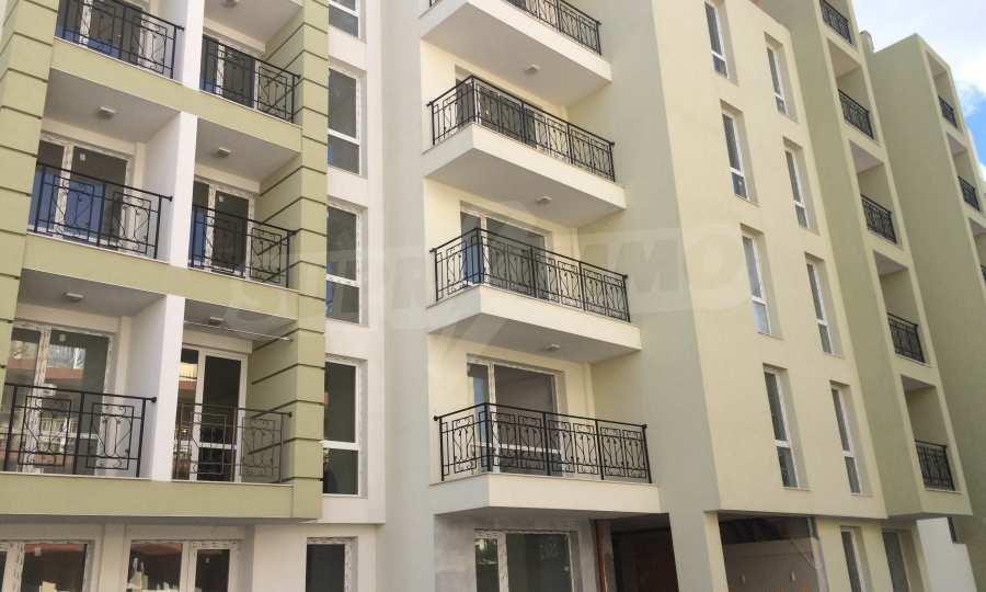 Apartments zu attraktiven Preisen im geschlossenen Komplex 5