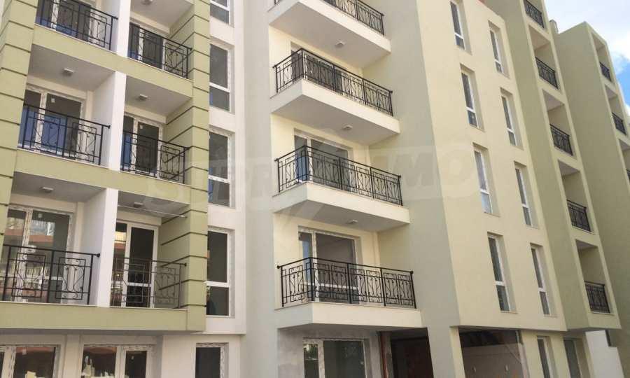 Apartments zu attraktiven Preisen im geschlossenen Komplex 8