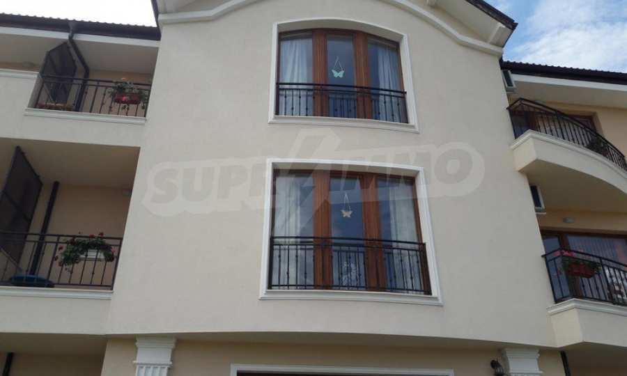 2-Raum-Apartment Blue Roses 2 in der Stadt Byala, Gemeinde Warna