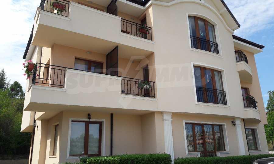 2-Raum-Apartment Blue Roses 2 in der Stadt Byala, Gemeinde Warna 16