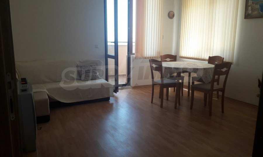 2-Raum-Apartment Blue Roses 2 in der Stadt Byala, Gemeinde Warna 2