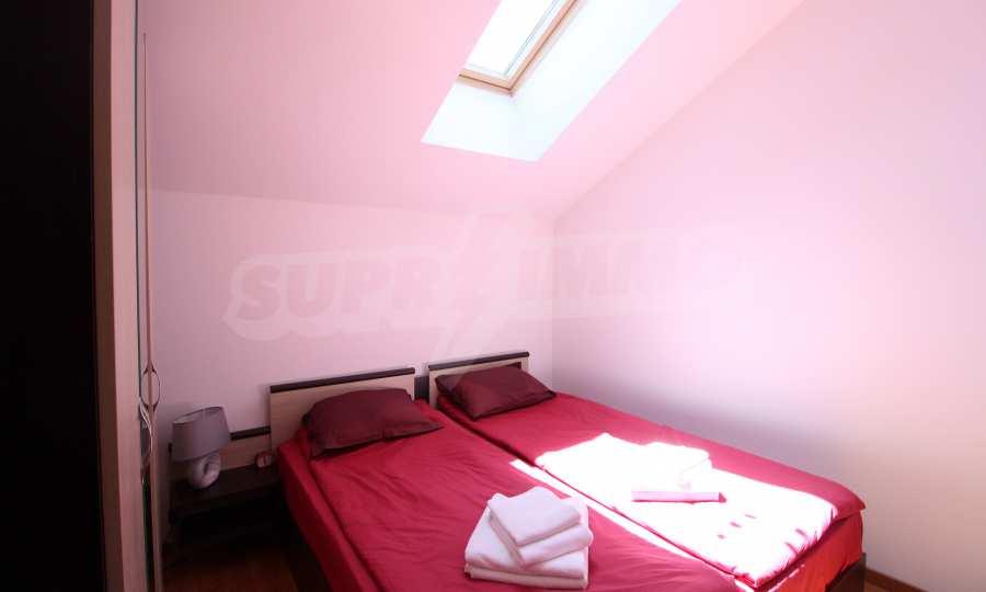 2-Raum-Apartment im luxuriösen Komplex in Bansko 9