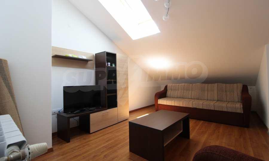 2-Raum-Apartment im luxuriösen Komplex in Bansko 3