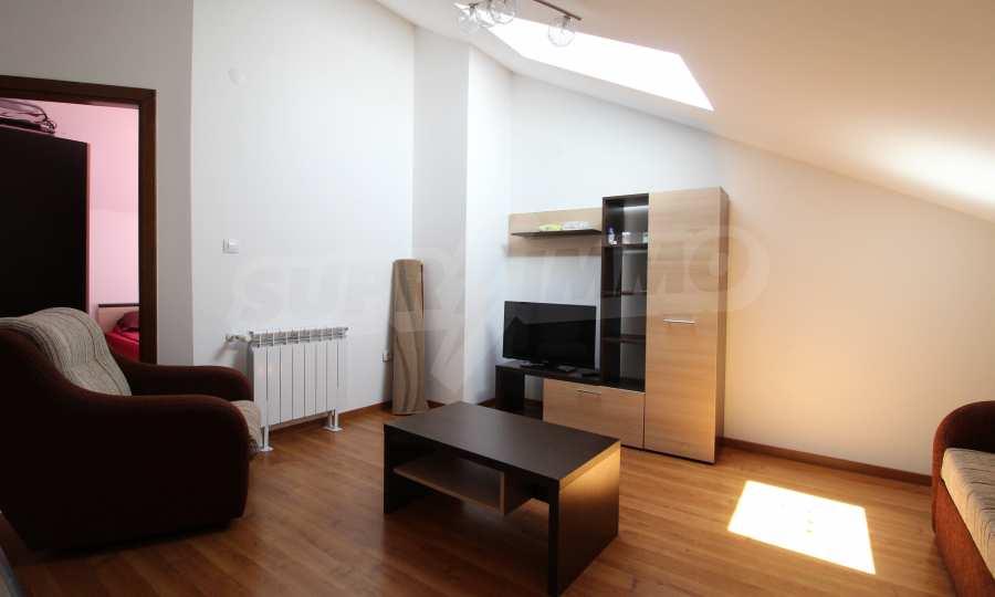 2-Raum-Apartment im luxuriösen Komplex in Bansko 4