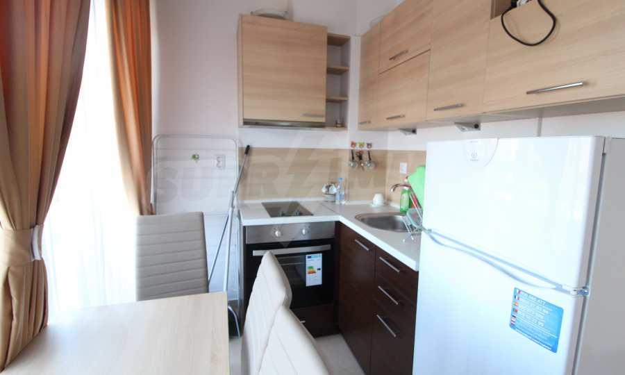 2-Raum-Apartment im luxuriösen Komplex in Bansko 5