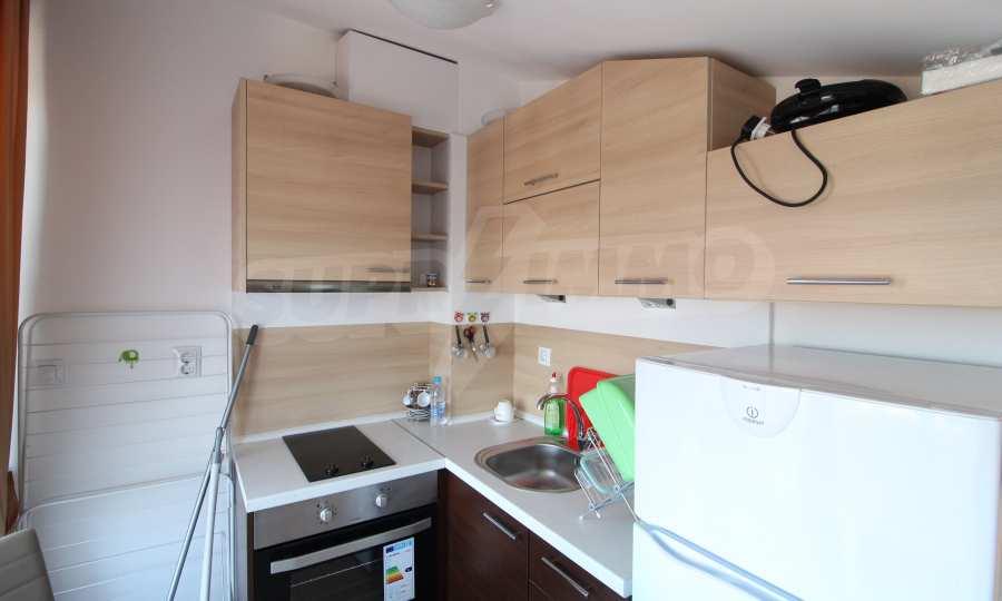 2-Raum-Apartment im luxuriösen Komplex in Bansko 6
