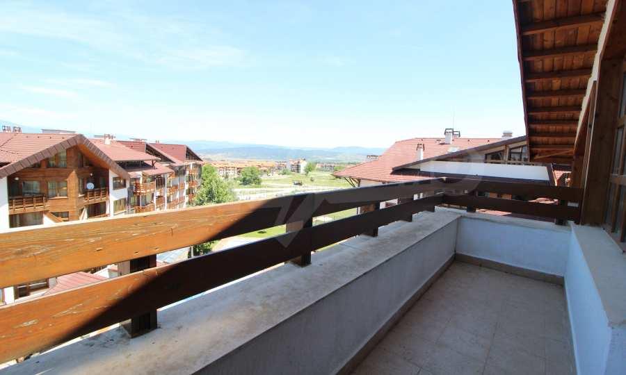 2-Raum-Apartment im luxuriösen Komplex in Bansko 7