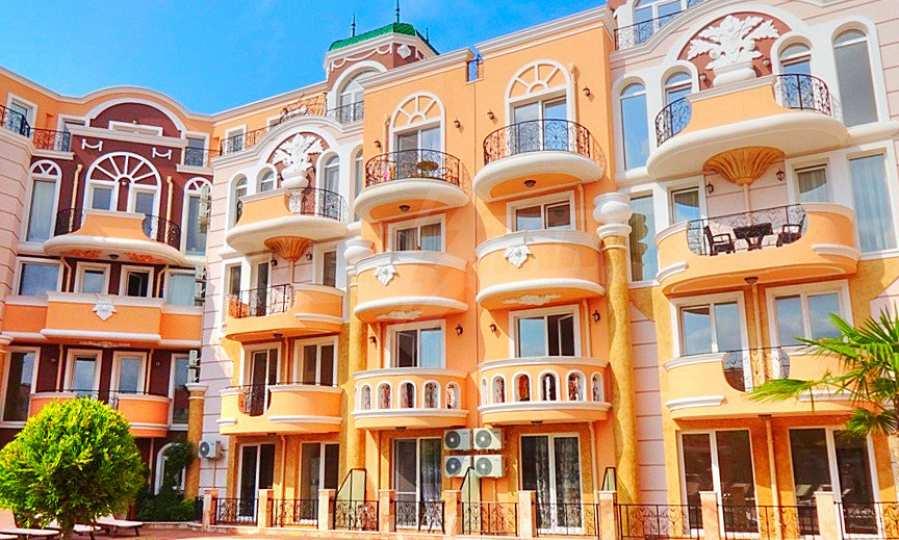 2-Raum-Apartment im Elite-Komplex in der Nähe vom Strand in Rawda 1