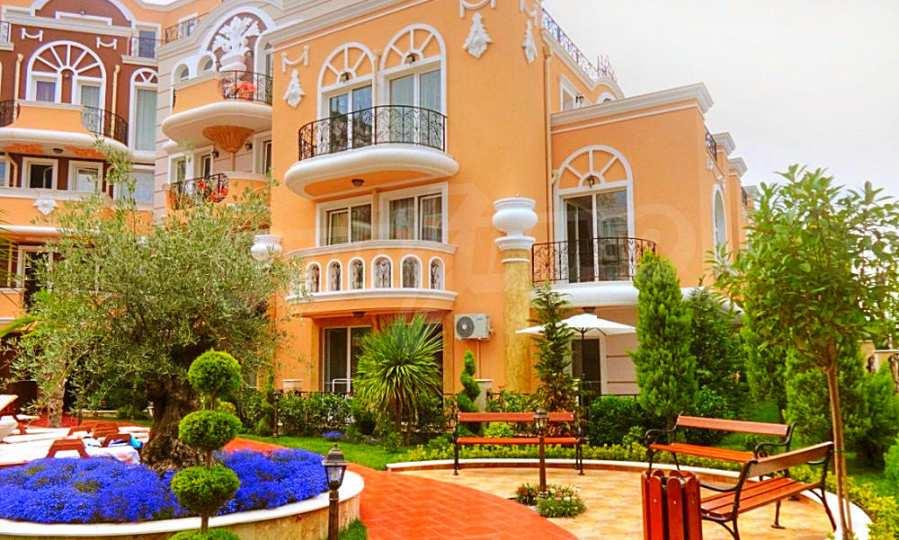 2-Raum-Apartment im Elite-Komplex in der Nähe vom Strand in Rawda 5