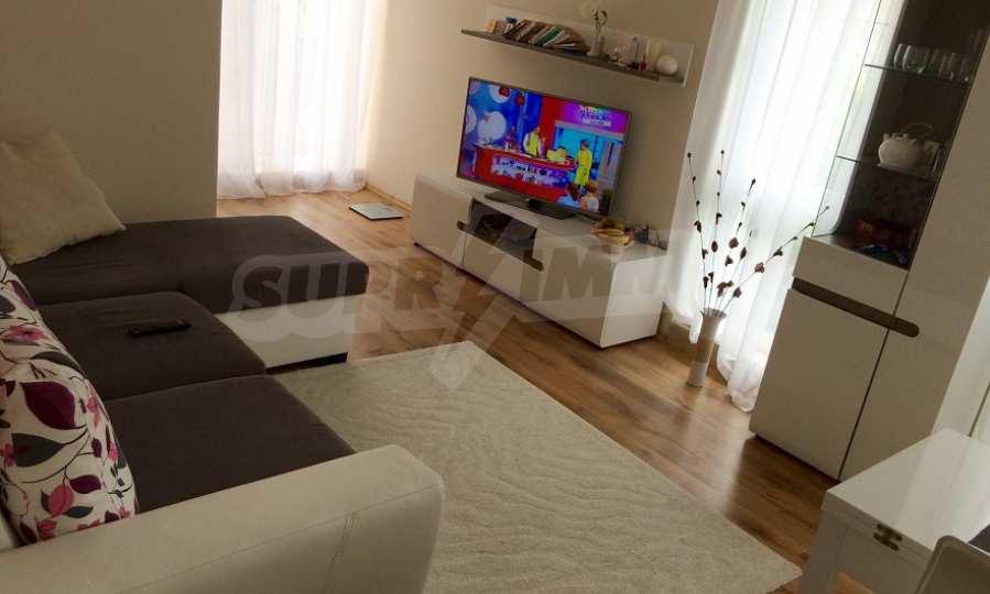 2-Raum-Apartment im Elite-Komplex in der Nähe vom Strand in Rawda 6