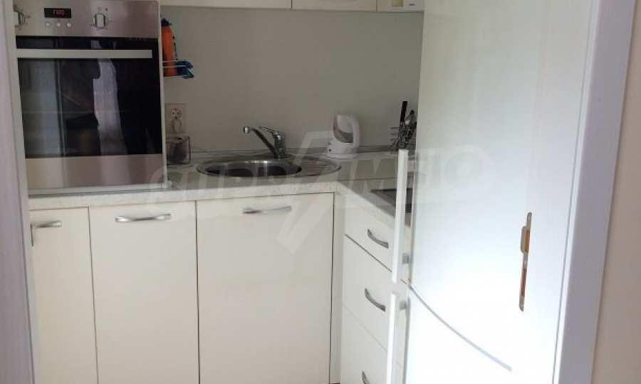 2-Raum-Apartment im Elite-Komplex in der Nähe vom Strand in Rawda 7