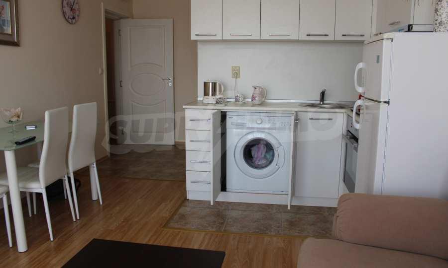 2-Raum-Apartment - 100 m vom Strand in Rawda entfernt 9