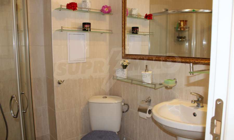 2-Raum-Apartment - 100 m vom Strand in Rawda entfernt 15