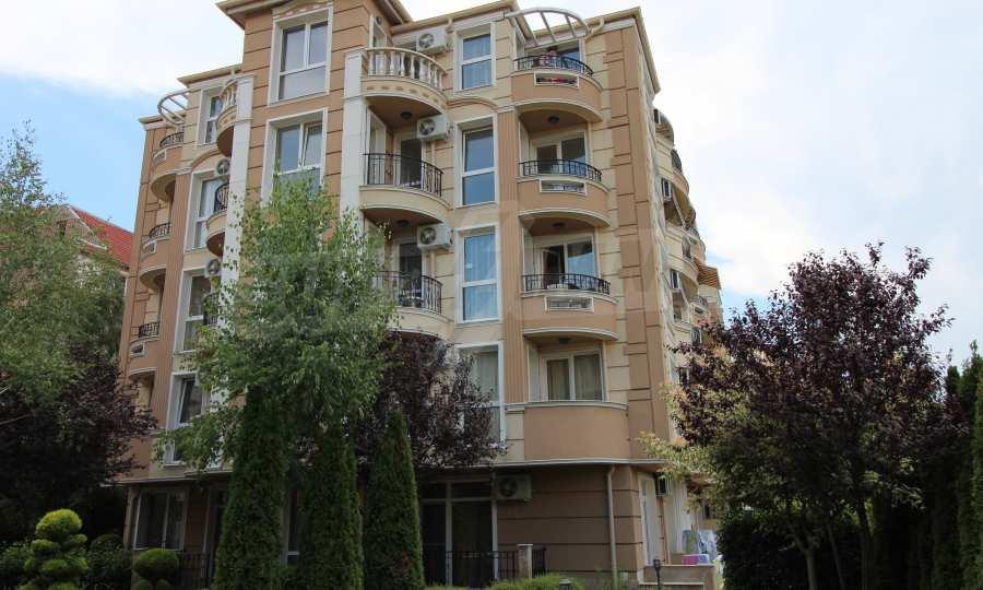 2-Raum-Apartment - 100 m vom Strand in Rawda entfernt 1