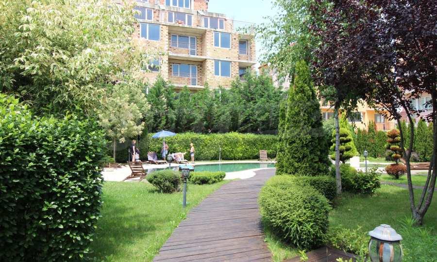 2-Raum-Apartment - 100 m vom Strand in Rawda entfernt 19