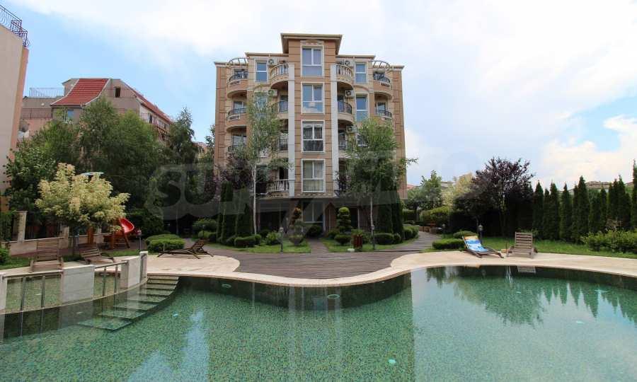 2-Raum-Apartment - 100 m vom Strand in Rawda entfernt 2