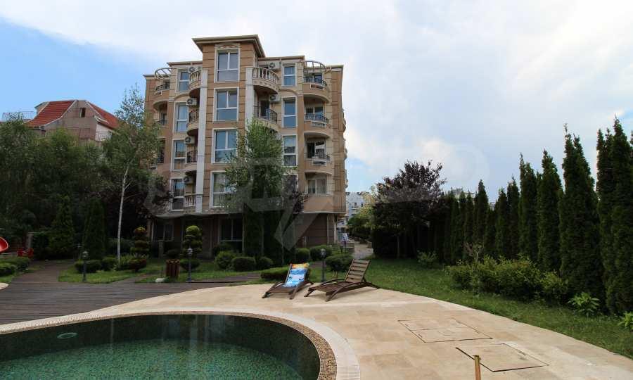 2-Raum-Apartment - 100 m vom Strand in Rawda entfernt 3