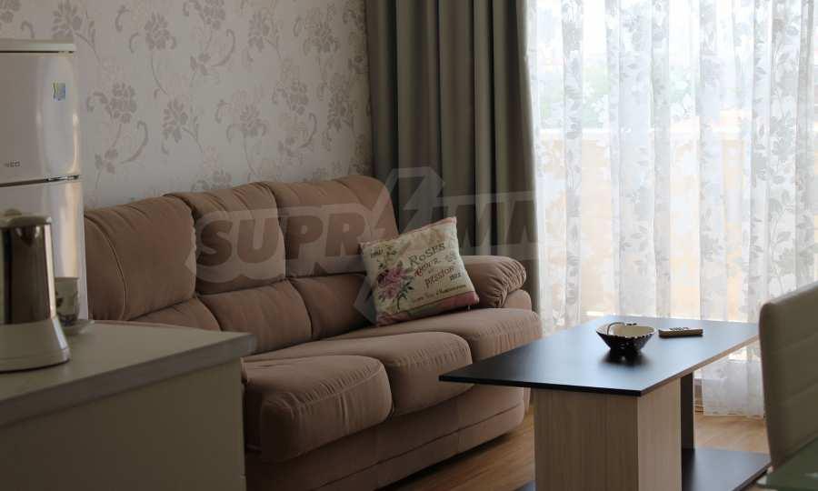 2-Raum-Apartment - 100 m vom Strand in Rawda entfernt 6