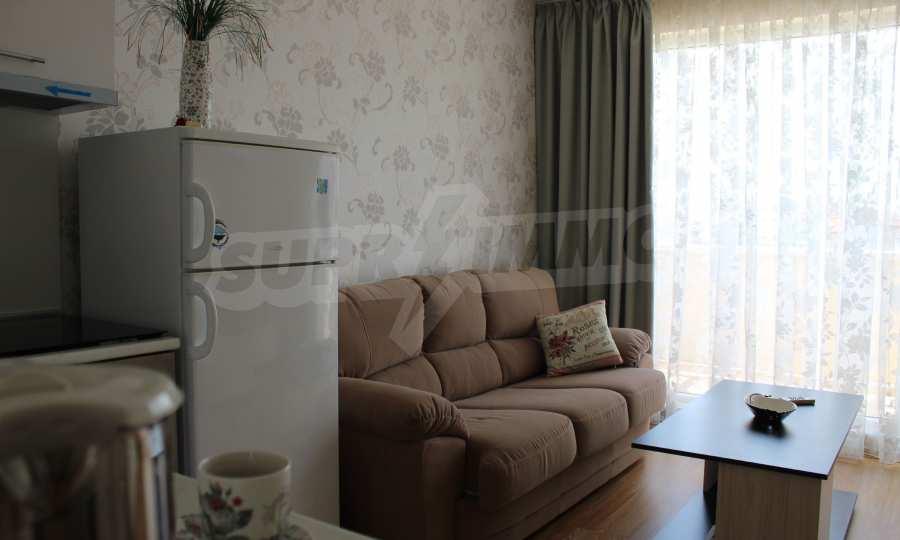 2-Raum-Apartment - 100 m vom Strand in Rawda entfernt 7