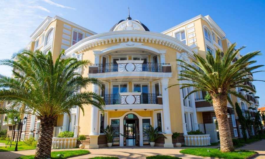 Letzte freie Apartments im Luxuskomplex Messembria Palace