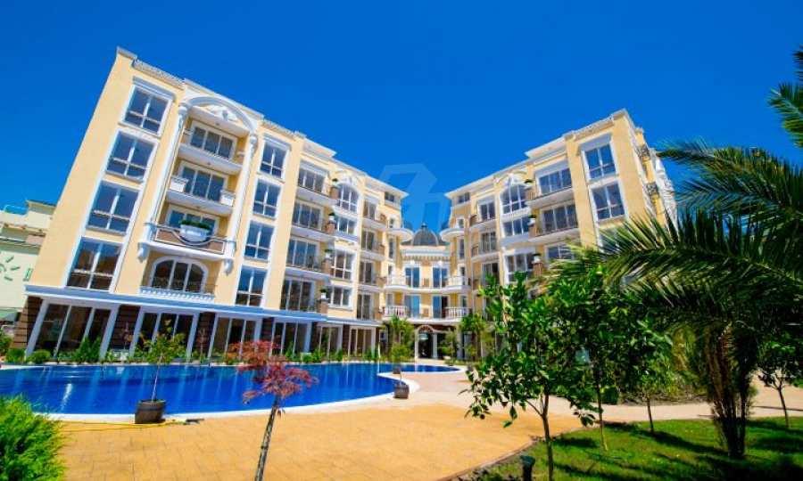 Letzte freie Apartments im Luxuskomplex Messembria Palace 4