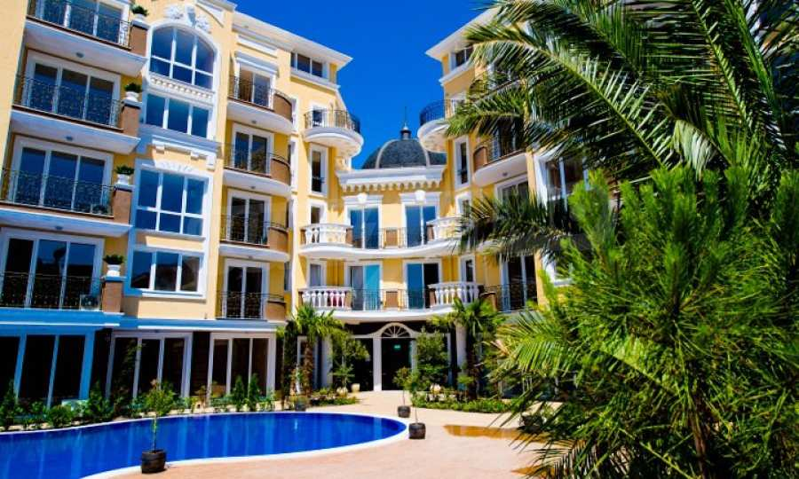 Letzte freie Apartments im Luxuskomplex Messembria Palace 5