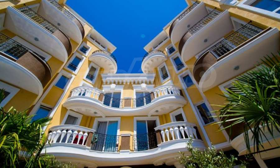 Letzte freie Apartments im Luxuskomplex Messembria Palace 10