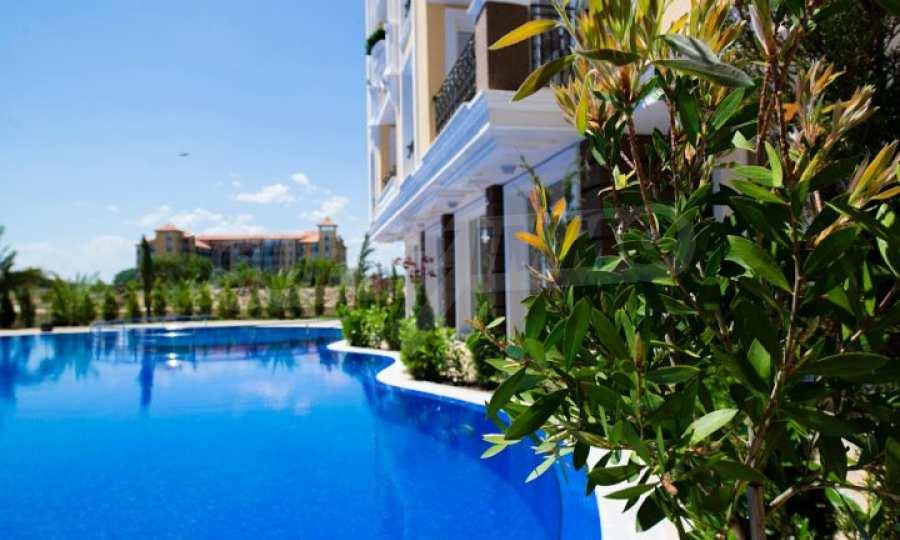 Letzte freie Apartments im Luxuskomplex Messembria Palace 11